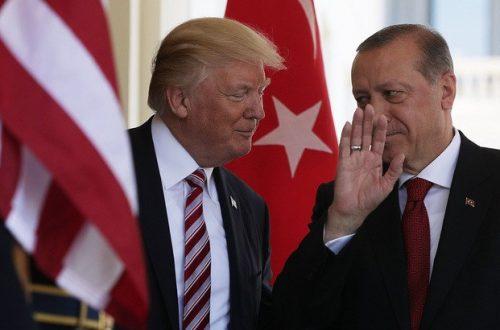 Ankara khoe bắt được vợ của trùm IS, Trump lập tức gọi cho Erdogan
